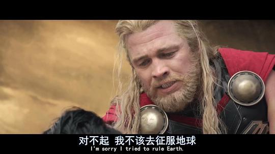 雷神3:诸神黄昏 4K中英双字
